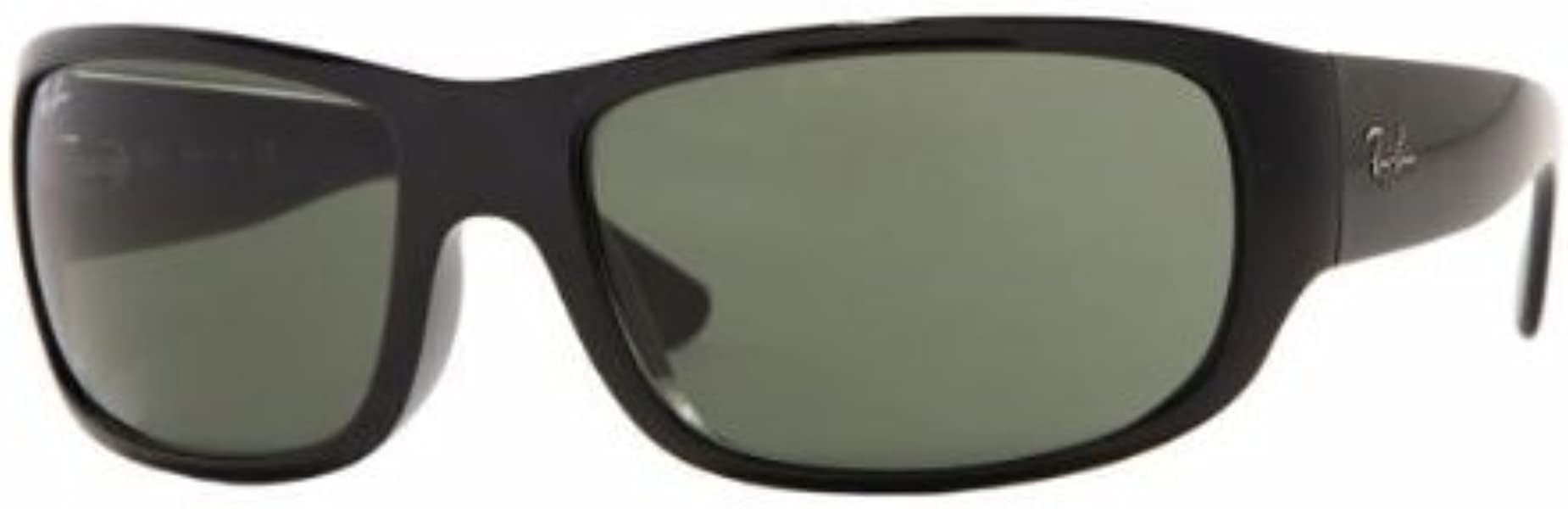eaec745b9ce Ray-Ban RB4095 601 Black Sunglasses. Back. Double-tap to zoom