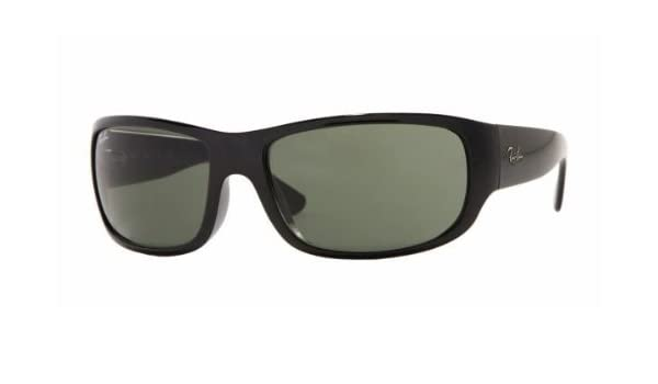 e9125262b8e Amazon.com  Ray-Ban RB4095 601 Black Sunglasses  Shoes