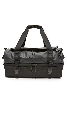 Incase Men's TRACTO Small Split Duffel, Black, One Size by Incase