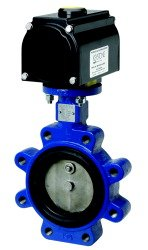 BV3W25FS6LFVXXX | Siemens | Butterfly Valve Assembly, 3-Way, 2.5