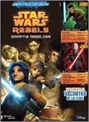 Star Wars Rebels Grafitis Rebeldes: Star Wars ...