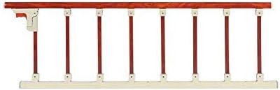 GDNA 高齢者のベッドレールアンチうち補助レバーハンドル折りたたみベッド、子供ドロップ抵抗メタルベッドレール (Color : B)