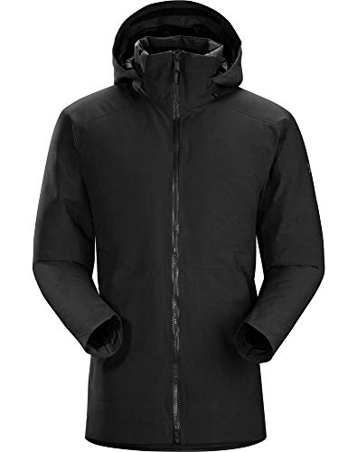 (Arc'teryx Camosun Parka Men's (Black, Large)     )