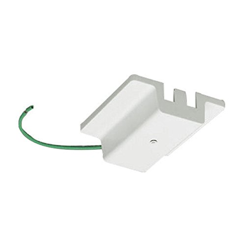 Floating Canopy Feed White Single Circuit Use with Halo Track PLT FC WH