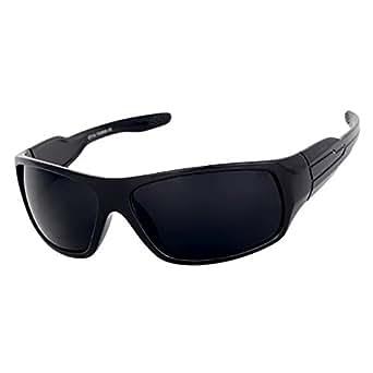 Amazon.com: Super Dark Lens Sunglasses for sensitive eyes