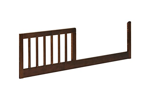 Carter's by DaVinci Toddler Bed Conversion Kit, Espresso ()