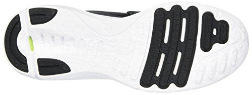 Asics Nitrofuze 2, Zapatillas de Entrenamiento Para Mujer Negro (Black / Glacier Grey / Carbon)