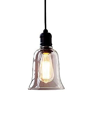 Parrot Uncle 1 Light Mini Pendant, Rustic Vintage Industrial Ceiling Pendant Lights