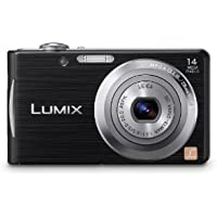 Panasonic Lumix DMC-FH2 14.1 MP Digital Camera with 4x Optical Image Stabilized Zoom with 2.7-Inch LCD (Black) At A Glance Review Image
