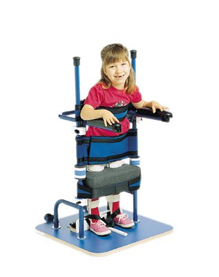 Fabrication Enterprises HUGS Vertical stander, little