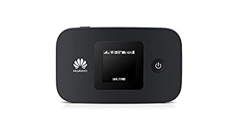 Huawei E5377s-32 150 Mbps 4G LTE & 43.2 Mpbs 3G Mobile WiFi Hotspot (4G LTE in Europe, Asia, Middle East, Africa & 3G globally) (Mobile Wifi Huawei 4g)