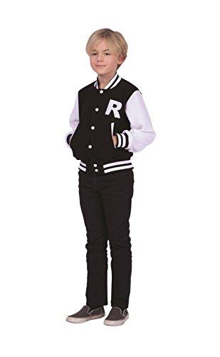 Letterman Jacket Child Costume -