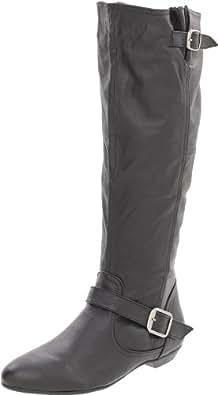 Chinese Laundry Women's New Capture Knee-High Boot,Black,6 M US