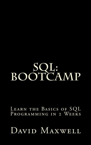 SQL Bootcamp Programming Software Development product image
