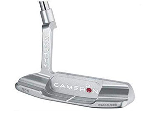(Titleist Scotty Cameron Studio Stainless Newport 2 Putter Steel Right Handed 35 in)