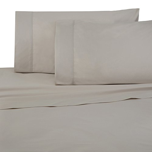 Under the Canopy Under The Brushed Organic Cotton Sheet Set, Twin, Canvas 100% Brushed Cotton Canvas