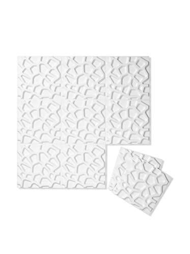 Hive Wall Flats - 3D Textured Wall Panels ()