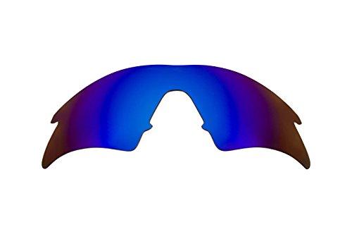 Best SEEK OPTICS Replacement Lenses Oakley M FRAME SWEEP - Blue - For M Lenses Sale Oakley Frame