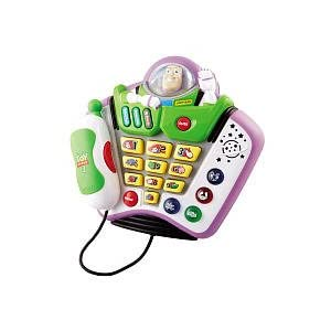 VTech - Toy Story 3 - Buzz Lightyear Talk and Teach Phone