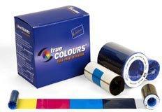 Dye Zebra - ZEBRA 800012-480 - Zebra Ribbon - YMCKK - Dye Sublimation - 500 Page