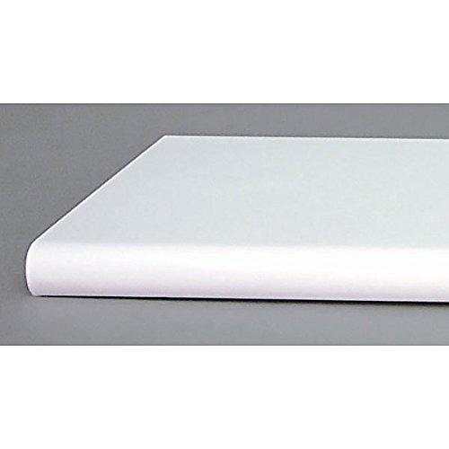 Plastic Bullnose Shelf (Plastic Bullnose Shelves Pegboard Retail Display 24