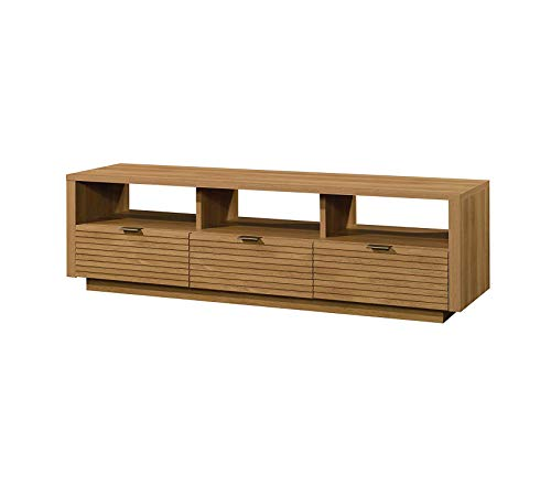 Sаudеr Deluxe Premium Collection Harvey Park Entertainment Credenza for TV's up to 70