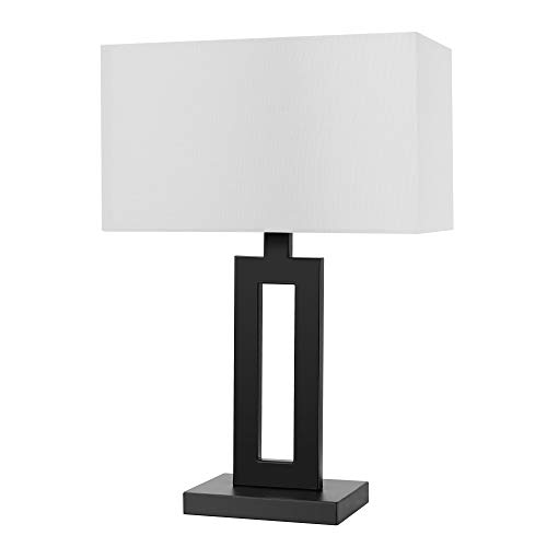 Globe Electric 67045 D'Alessio Table Lamp, Black ()