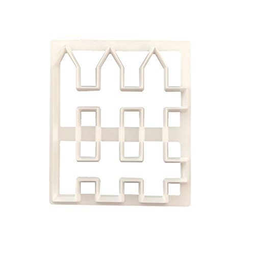 fence cookie cutter - 3