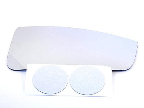 Fits 03-07 Express Savana Cutaway, Box Vans Right Pass Lower Mirror Glass Lens 3 Options