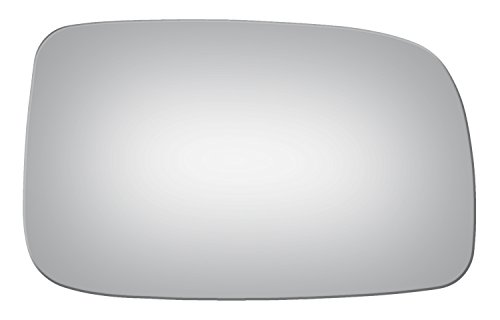 (Burco 3792 Passenger Side Replacement Mirror Glass for 2004-2009 Toyota Prius )