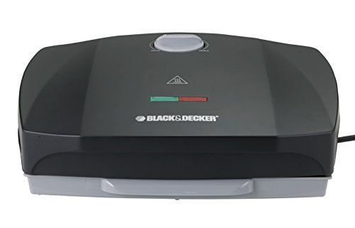 Black+Decker gm1750 Grill de contacto, 220 a 240-volt, no ...