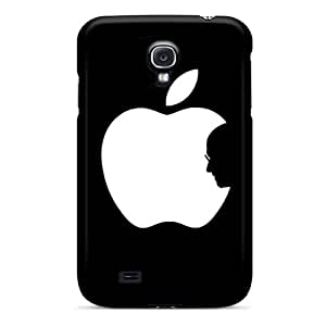 New Arrival Cover Case With Nice Design For Galaxy S4- Rip Steve Jobs 2011