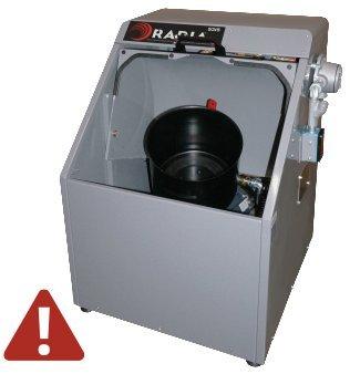RADIA, 5315 Speed Demon, Five Gallon Vortex Paint Mixer