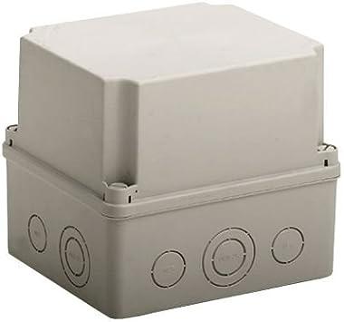 IDE GSV171 Cajas Estancas Para Guardamotores Con Conos, IP65, Tapa opaca: Amazon.es: Industria, empresas y ciencia