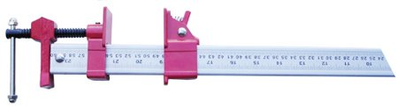 Shop-Tek 08133 48-Inch Aluminum Bar Clamp by Shoptek (Image #1)