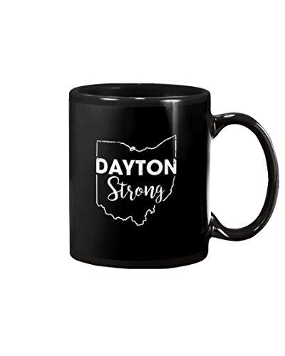Gemmi Mugs, OHIO MAP T SHIRT DAYTON STRONG SHIRT GIFT