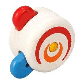 PlanToys Plan Preschool Peek-A-Boo Roller Baby, Baby & Kids Zone