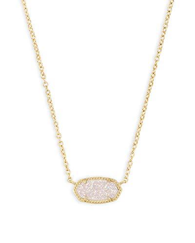 Kendra Scott Elisa Pendant Necklace for Women, Fashion Jewelry, 14k Gold-Plated
