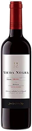 Viuda Negra Crianza. Vino Tinto D.O.Ca. Rioja.- 6 botellas de 75 cl