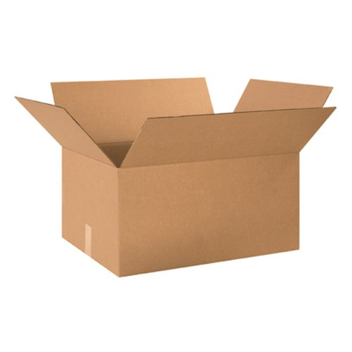 Aviditi 241812 Corrugated Box, 24