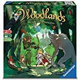 Best Ravensburger Family Games - Ravensburger Woodlands Family Board Game Review