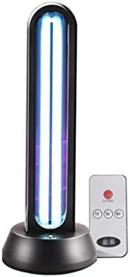 HLLZRY Lámpara de desinfección UV 38W sin ozono, purificador de ...
