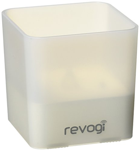 Revogi LLC LTB006 Smart Candle Light, 6 inches (App Fake Candle)