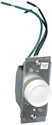 (Leviton RNL06-10Z Trimatron Universal Rotary Dimmer)