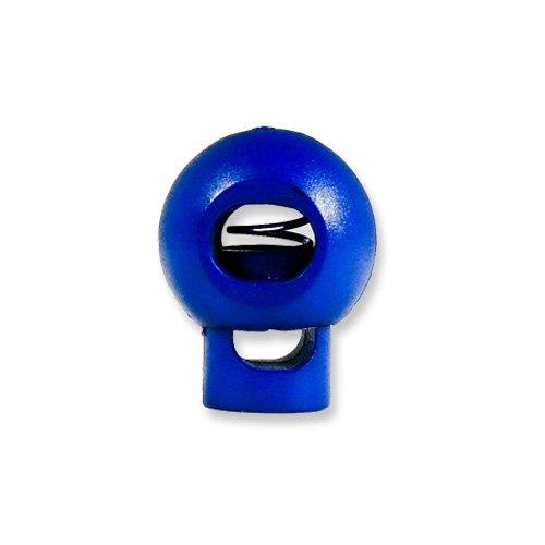 Paracord Planet Singleラウンドボールコードロック描画文字列Toggleストッパー – さまざまな色で選択から5 – 100パックサイズ B00HHD5E9A 10 Pack|ブルー ブルー 10 Pack