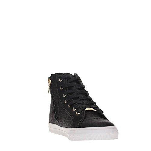 Love Moschino - Zapatillas para mujer Negro negro