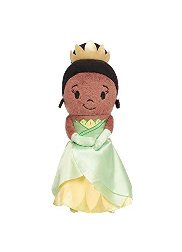Disney Princess and The Frog Tiana Stylized 5-inch Bean Plush Doll ()