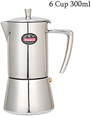 Stovetop Percolator, cafetera italiana para café expreso, moka ...