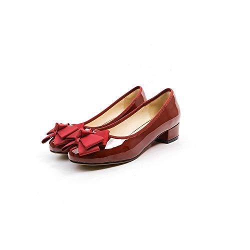 Sandales Rouge APL11063 Compensées 5 36 Bordeaux BalaMasa Femme gP5cH7nW