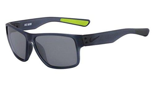 Nike EV0771-003 Mavrk Sunglasses (One Size), Matte Crystal Dark Magnet Grey/Black, Grey with Silver Flash - 2014 And Co Sunglasses Max